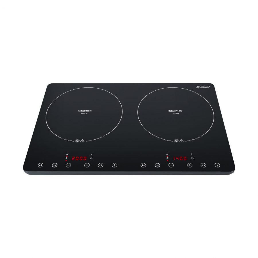 Double Induction hob IK 650 SLIM
